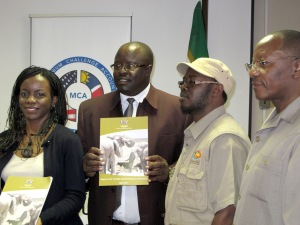 MCA Namibia, MET, Touristenbefragung, Umfrage, Umweltministerium, Kandi Shejavali, Uahekua Herunga, Sem Shikongo, Simeon Negumbo