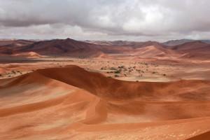 Sossusvlei, Namib, Welterbe