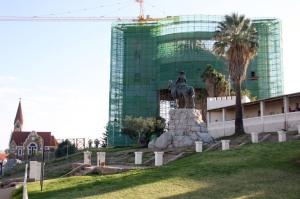 Reiter, Reiterdenkmal, Windhoek, Unabhängigkeitsmuseum, Alte Feste